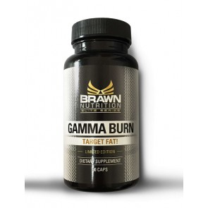 Brawn Nutrition Gamma Burn - 90 caps