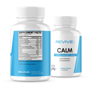 Revive MD Calm 180 Veggie Caps