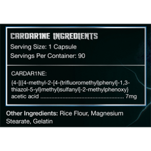 Olympus Labs Cardarine 90 Caps