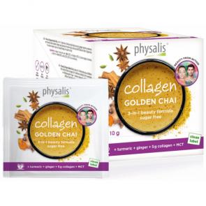 Physalis Collagen Golden Chai 12x10 gr