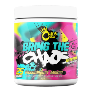 Chaos Crew – Bring the Chaos 25 serv