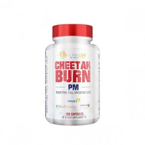Alpha Lion Cheetah™ Burn PM (120 Capsules)