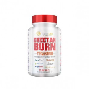Alpha Lion Cheetah™ Burn Thermo (90 Capsules)