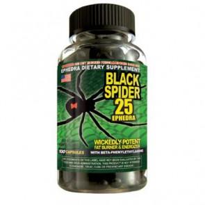 Cloma Pharma Black Spider - 100Kaps