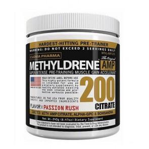 Cloma Pharma Methyldrene AMP, 240g Passion Rush