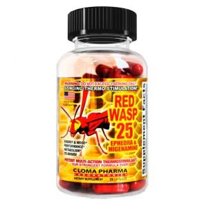 Cloma Pharma Red Wasp - 75Kaps