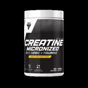 Trec Nutrition CREATINE MICRONIZED 200 MESH + TAURINE  400gr