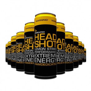 Dedicated Headshot Drink (12x355ml)