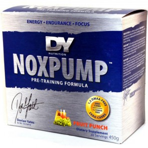 DY Nutrition NOXPUMP - 30 Beutel x 15g