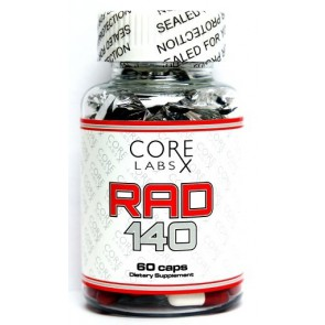 RADPRO10Mg  60 Caps