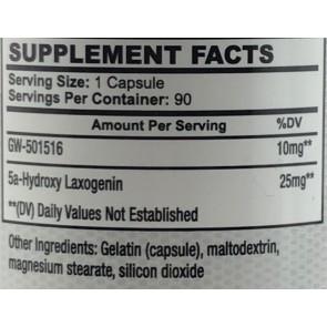 Cardarine GW-501516 10 mg 90 caps