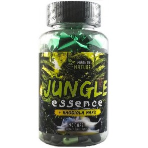 Jungle Essence + Rhodiola Maxx 90 caps