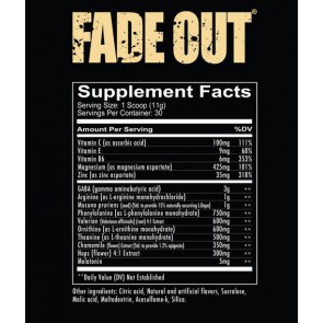 Redcon1 Fade Out 330 gr