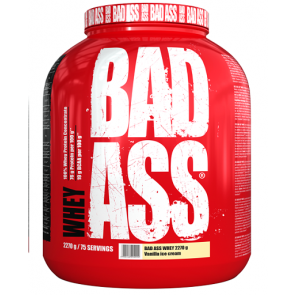 FA Nutrition BAD ASS Whey 2,27kg