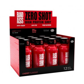 FA Nutrition BAD ASS Zero Shot 12x120ml Cherry