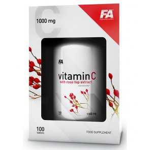 FA Nutrition Vitamin C Rose Extract - 100 Tabs