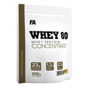 FA Nutrition Whey 80 - 500g