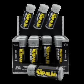 FA Nutrition Xtreme Napalm Igniter Shot  - 12x60ml
