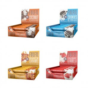 FulFill Nutrition Vitamin & Protein Bar - Riegel - 15x 55g