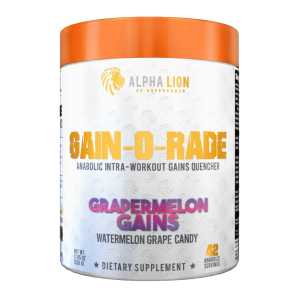 Alpha Lion GAIN-O-RADE 42 serv