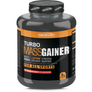 Turbo Mass Gainer 3 kg