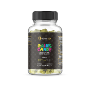 Alpha Lion Gains Candy - Dynamine™ (60 Capsules)