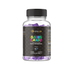 Alpha Lion Gains Candy - S7™ (60 Capsules)