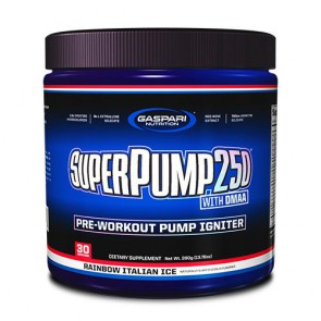 Gaspari Super Pump 250 US - 325g