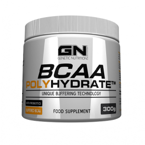 GN BCAA Polyhydrate 300g orange