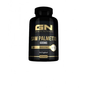 GN Saw Palmetto 600mg - 120 caps