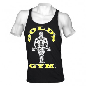 Gold´s Gym Classic Stringer Tank Top - Schwarz