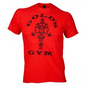 Gold´s Gym CSPT108 T-Shirt - rot