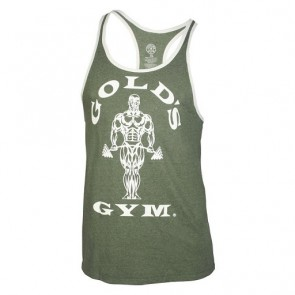 Gold`s Gym GCONST17 Stringer Tank - Army