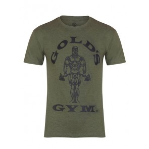 Gold´s Gym GGTS002 Muscle Joe T-Shirt - army