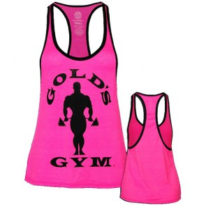 Gold´s Gym GLST04  - Ladies Silhouette Stringer - pink