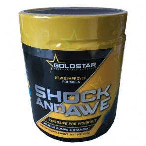 Goldstar Nutrition Shock and AWE, 306g