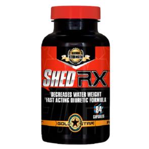 Goldstar Nutrition Shred-RX, Burner, 84kaps