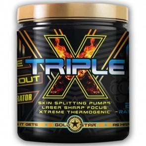 Goldstar Nutrition Triple X - Booster, 300g - OLD VERSION