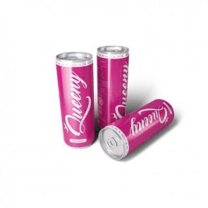 Gymqueen Queeny BCAA Energy drink (24*250ml)