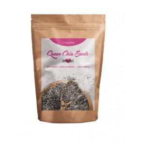 Gymqueen Chia Seeds (400g Beutel)