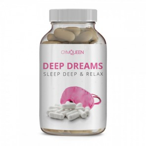 Gymqueen Deep Dreams Anti Stress & Relax - 60 Kapsel