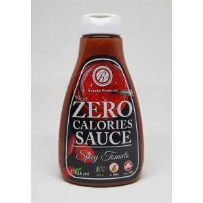 Rabeko Zero calories sauce Spicy Tomaat  1 x 425 ml