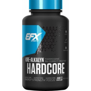 EFX Kre-Alkalyn Hardcore 120 Caps