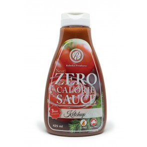 Rabeko Zero calories sauce Ketchup 1 x 425 ml
