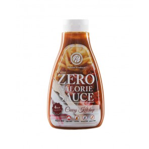 Rabeko Zero calories sauzen Curry Ketchup 1 x 425 ml
