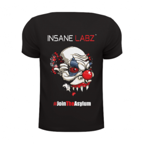 INSANE LABZ Clown Shirt