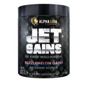 Alpha Lion Jet Gains (25 Servings)