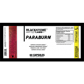 Paraburn 60 caps