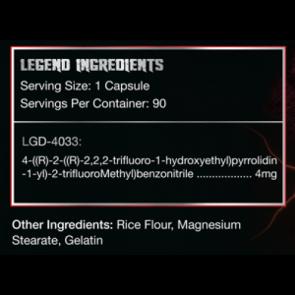 Legend 90 Capsules