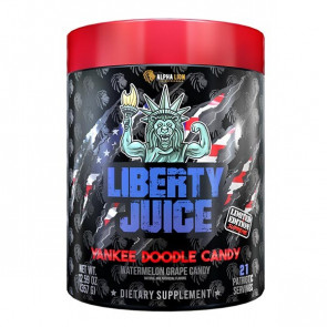 Alpha Lion Superhuman Supreme *Liberty Juice* 357 gr